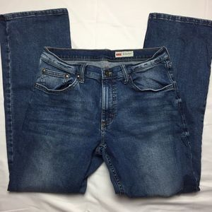 Relaxed Boot Cut Wrangler Jeans 30x30